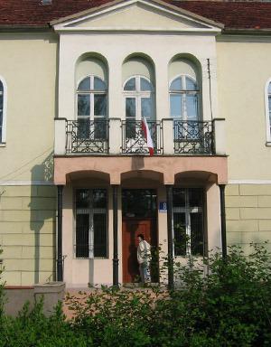 Budynek Poradni Psychologiczno-Pedagogicznej Nr 2