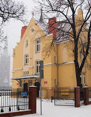 Budynek Poradni Psychologiczno-Pedagogicznej Nr 1